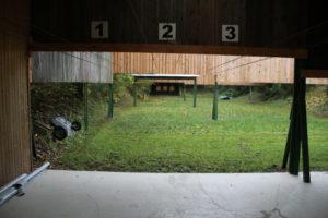 Bild 3Schießbahnen